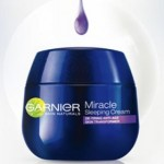 Miracle sleeping Cream Garnier