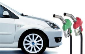 poupar combustivel