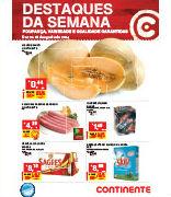 Folheto Continente 12-18 Agosto