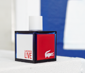 Lacoste Live Perfume - Amostra Gratis