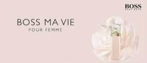 boss ma vie perfume amostra gratis