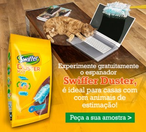 Swiffer Duster Amostra